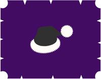 サンタ帽・黒4100YM.PNG
